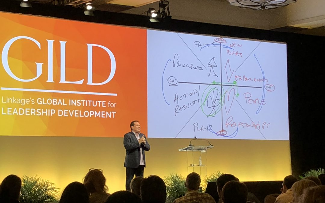 Leadership Learning's from GILD 2018