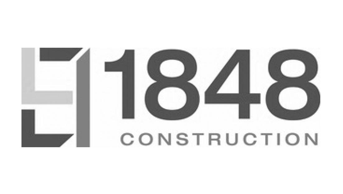 1848 Construction Logo