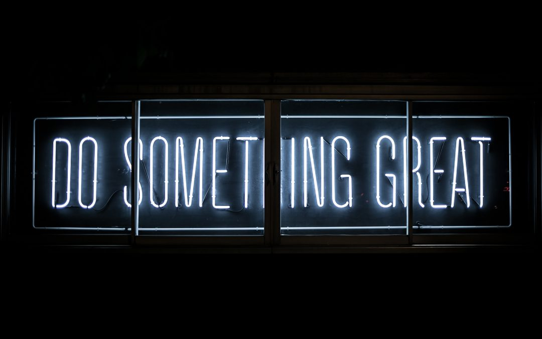 Do Something Great By Merging Business & Community